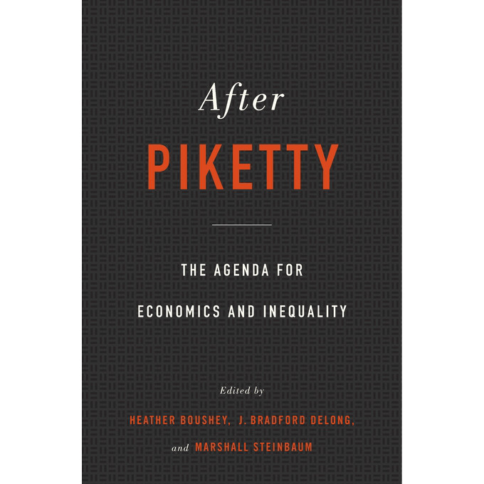 After Piketty. The Agenda for Economics and Inequality