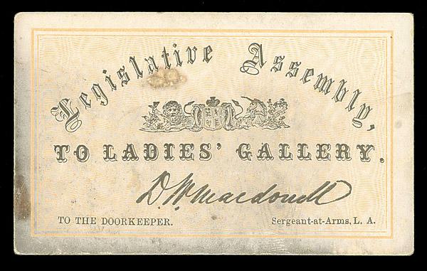 Collection Yves Beauregard. Assemblée nationale du Québec. C8-S4-D18.